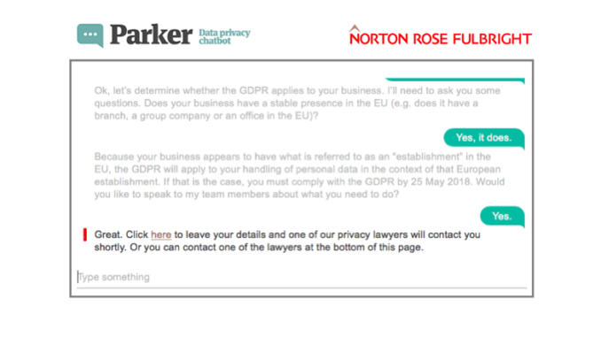 Meet Norton Rose's Legal Bot + Its Creator, Nick Abrahams